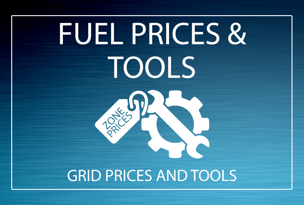 Fuel Prices, Tools and Downloads